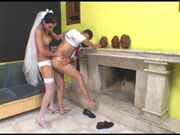Calena dicks her fiance 6 shemale video