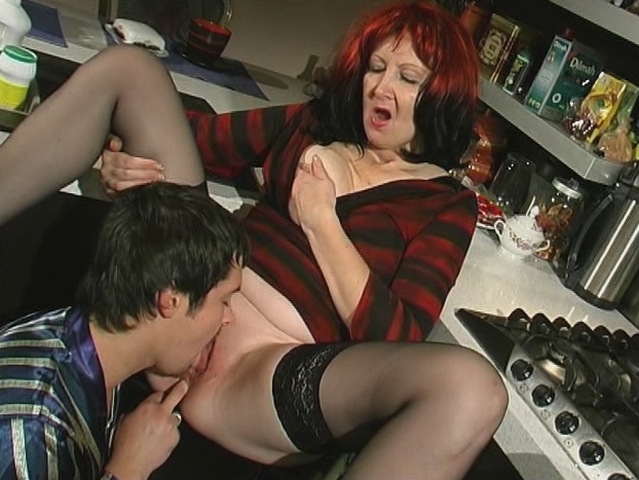 Elinor and Adam live mature show