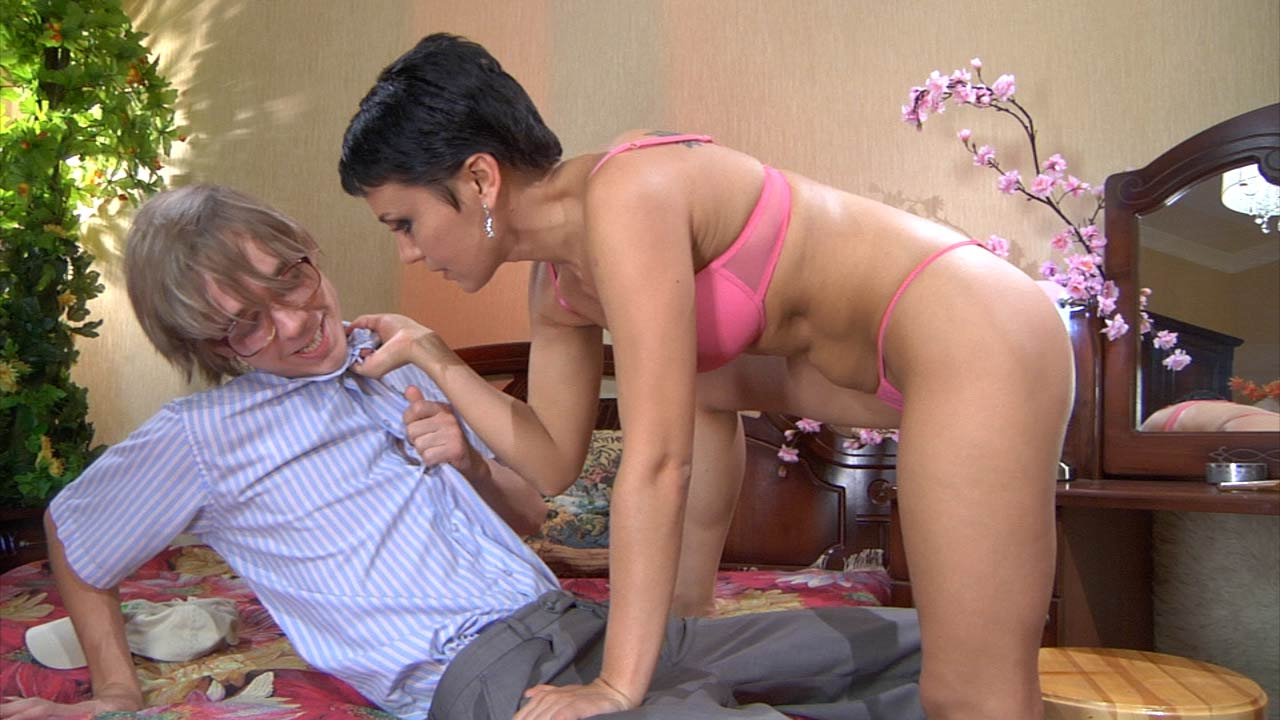 Viola and Benjamin hardcore mature action