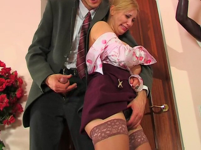 Lottie and Mark horny anal video