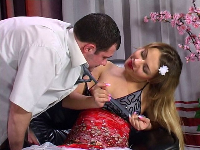 Maria and Monty stunning anal movie
