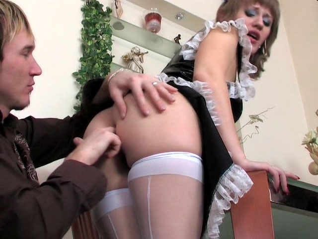 Irene and Rolf passionate anal video