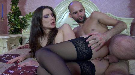 Anal Saga porn