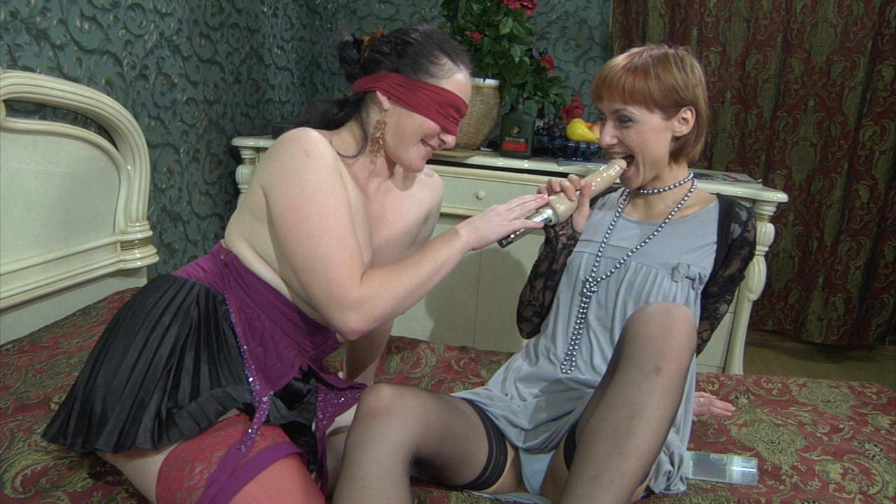 Pravé zralé lesbičky dovádějí Markéta a Natálie