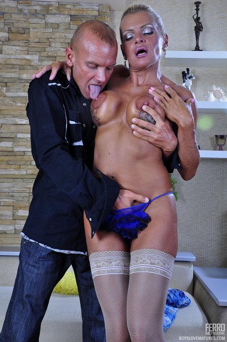 Boys Love Matures porn