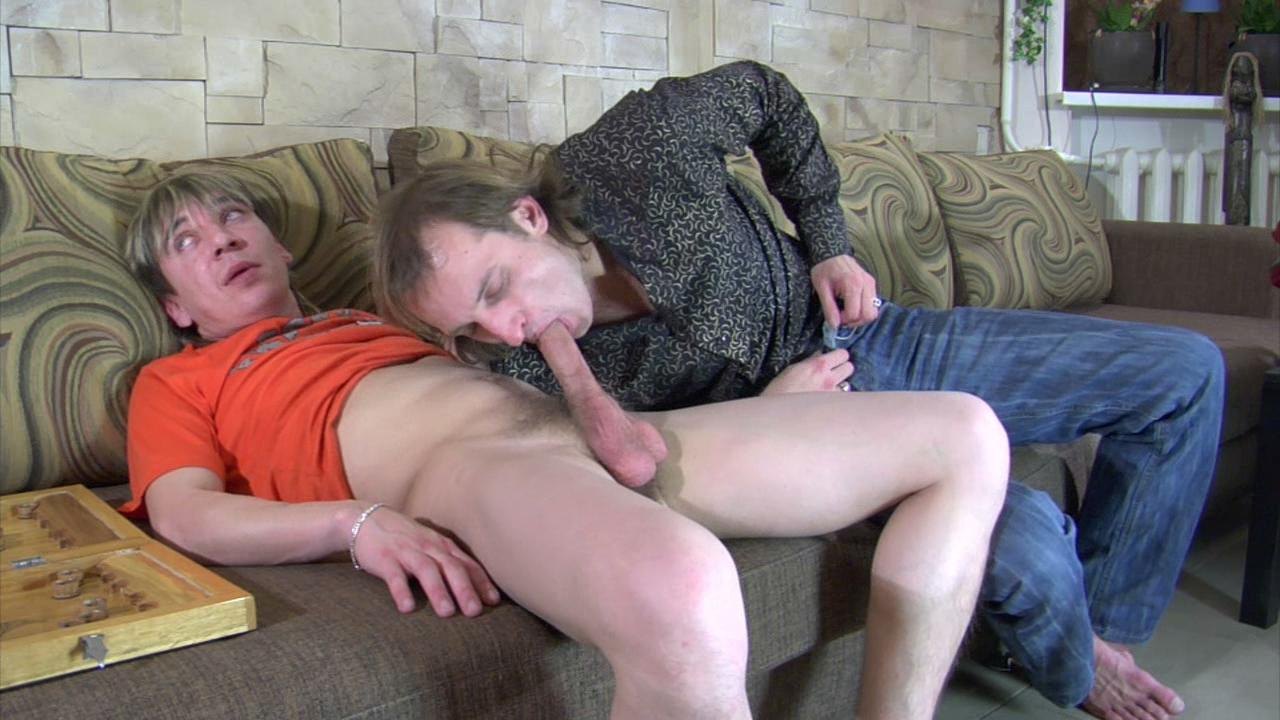 Cyrus and Morris naughty gay/straight video