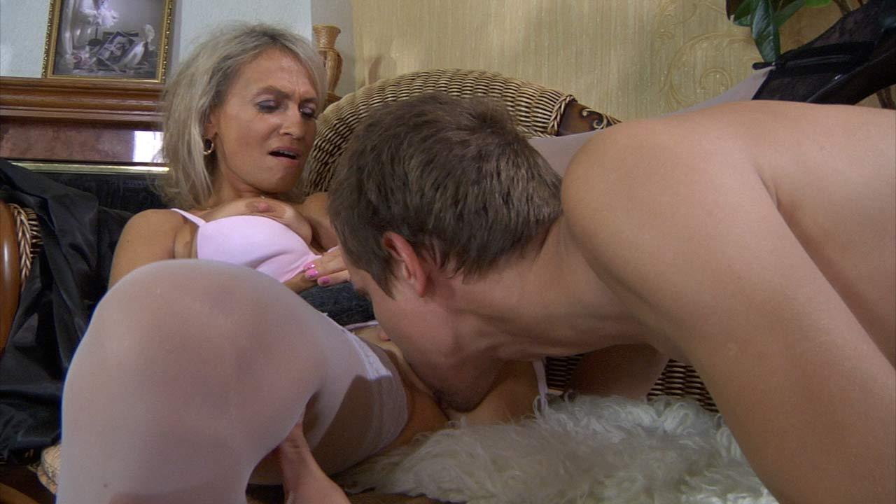 Ninette and robin porn