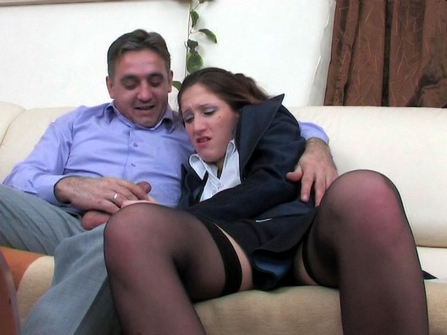 Jaclyn and Frank girl and daddy movie