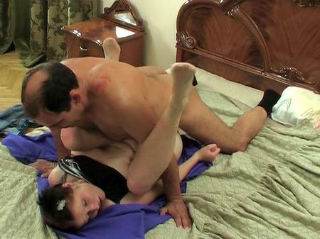 Melanie&Ferdinand daddy sex action