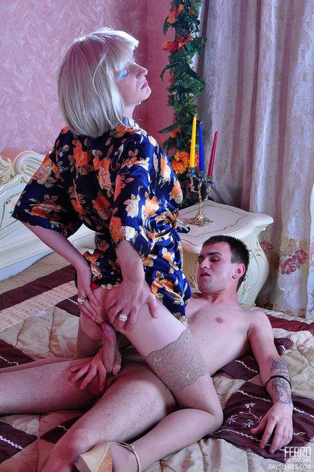 Gay Sissies porn