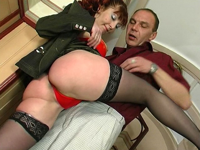 Dorothy and Paul daddy sex action