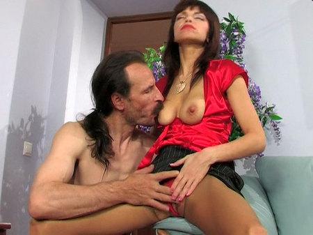 Gertie&Karl oldman sex video