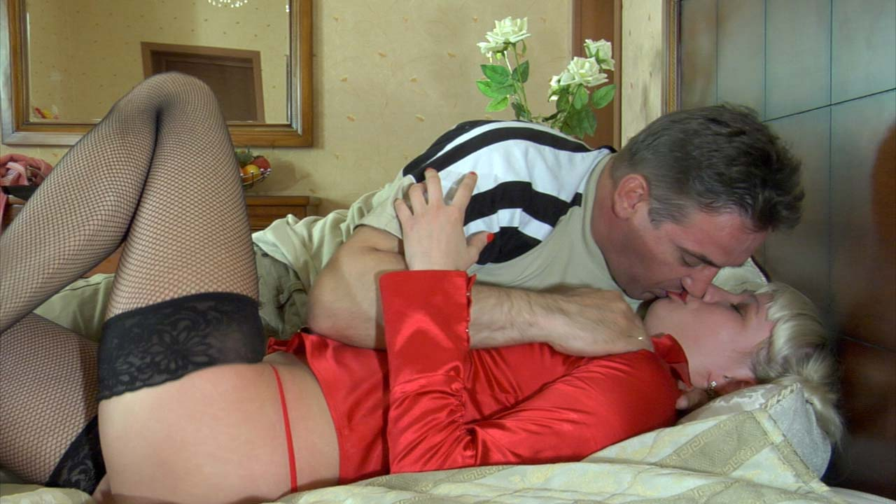 Natali and Frank daddy sex video