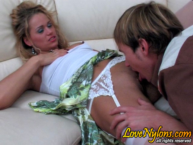 Susanna and Rolf passionate nylon video