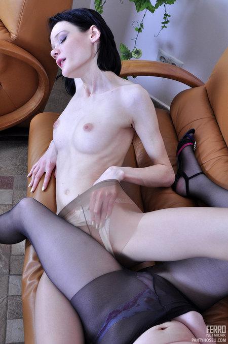 Chastity belt pain bondage