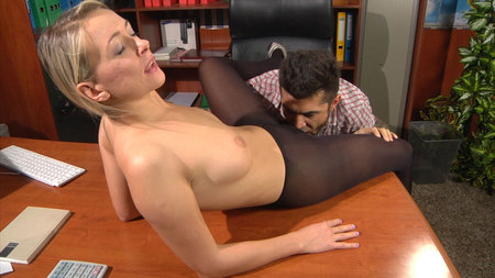 Denis&Frederic mindblowing pantyhose video