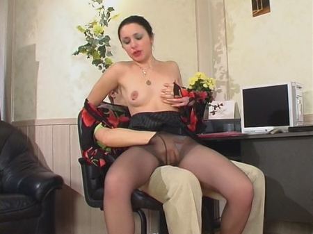Pantyhose Sex Dasisporn 19