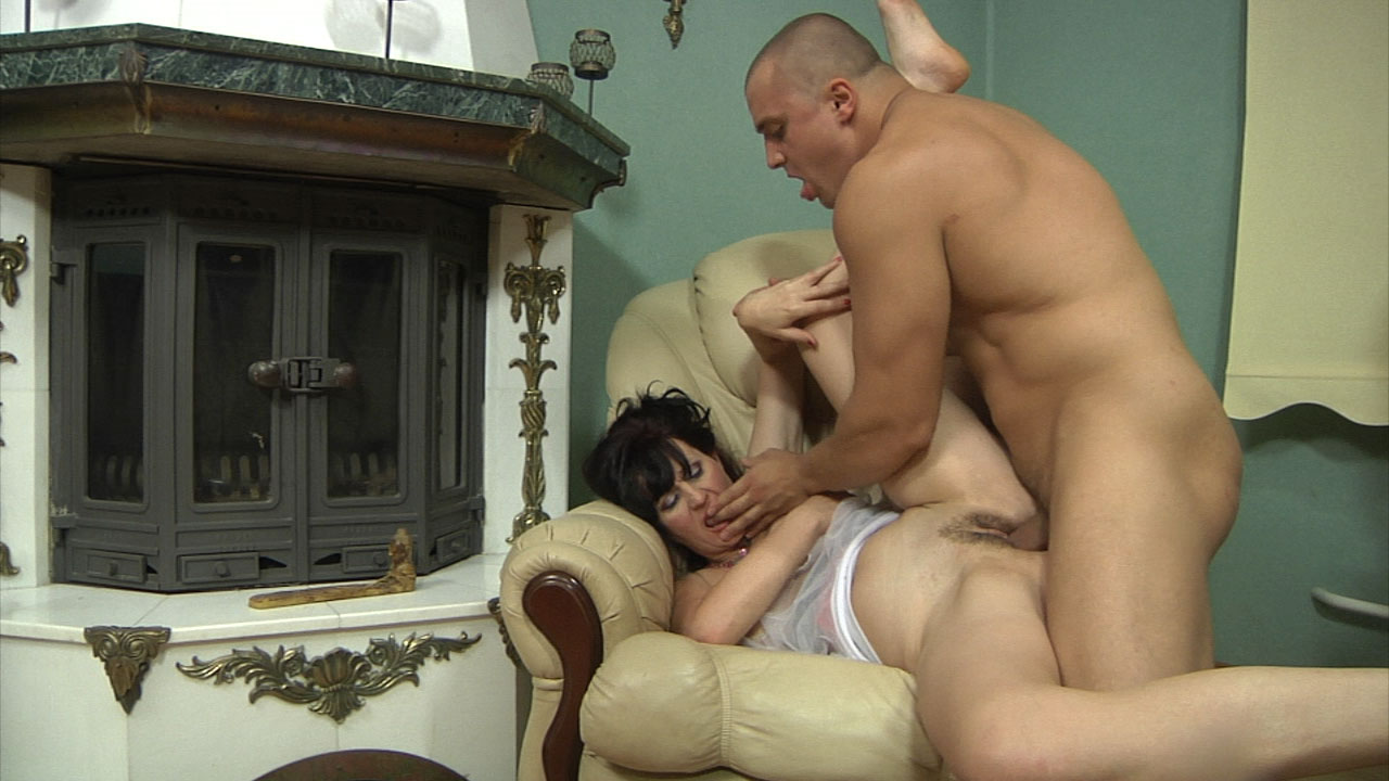 Frances and Nicholas kinky mature action