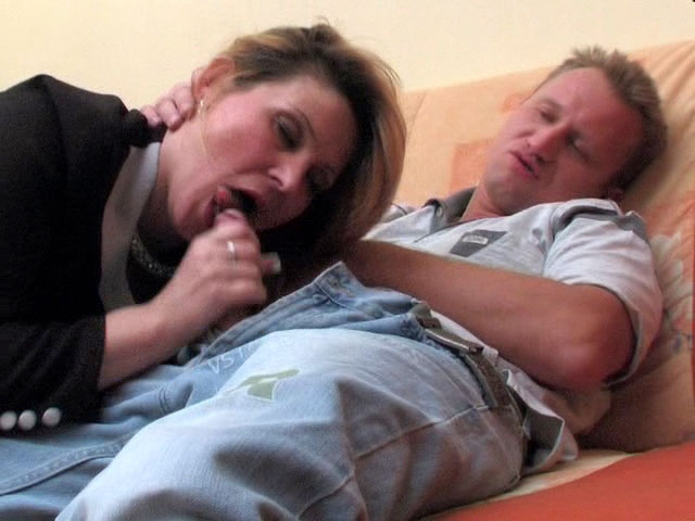 Paulina and Adrian kinky mature video