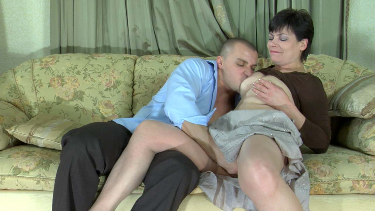 Elsa and Nicholas furious mature movie