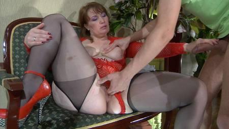 naughty mature